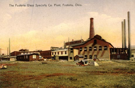 Fostoria Glass Specialty Company
